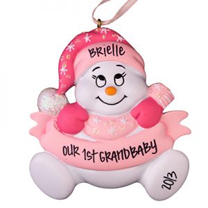 Pink Snowbaby