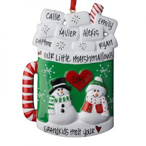 Christmas Mug Ornament