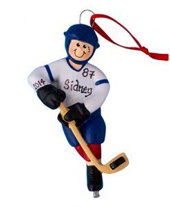 Guy Hockey Player