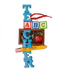 Teacher ABC