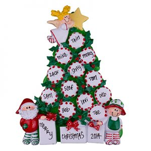 Peppermint Tree Table Top
