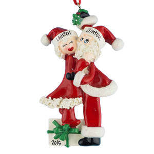 Mr. & Mrs. Clause