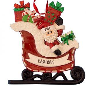 Santa Gift Sleigh