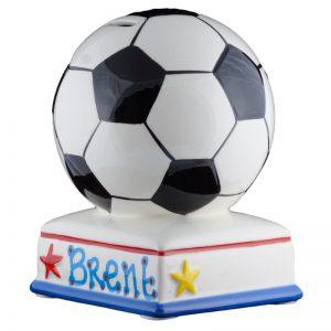 Soccer Piggy Bank