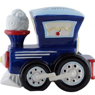 Train Piggy Bank