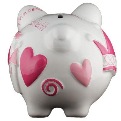 Princess Piggy Bank - Small