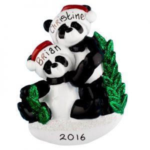 Panda Family of 2