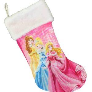 Disney Princess Plush Christmas Stocking