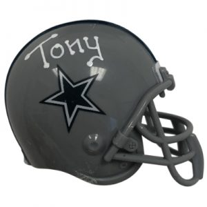 Dallas Cowboys NFL Helmet Christmas Ornament