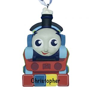 Tomas The Tank Engine Personalized Christmas Ornament