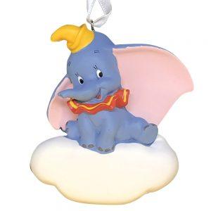 Dumbo Disney Personalized Christmas Ornament -Blank