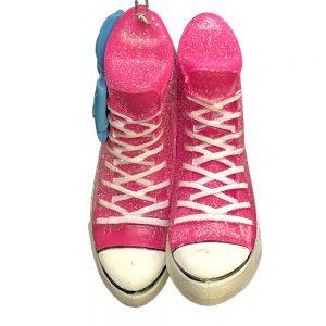 JoJo Siwa Sneaker Bow Personalized Ornament 3