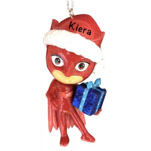 Owlette PJ Masks Personalized Christmas