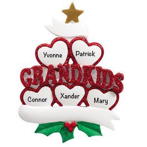 Grandparents Ornaments