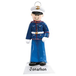 Military & Patriotic Ornaments