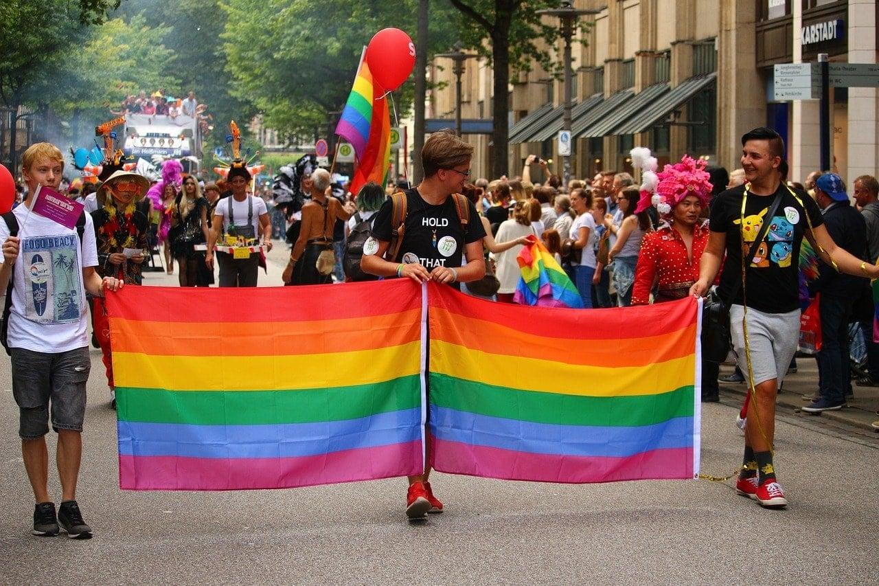 Gay Pride LGBT Banner