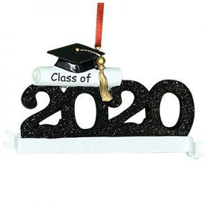 Graduation 2020 Personalized Christmas Ornament - Blank