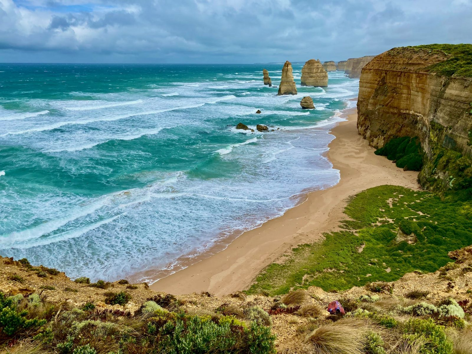 Australia Beach at Christmas Holiday Traditions