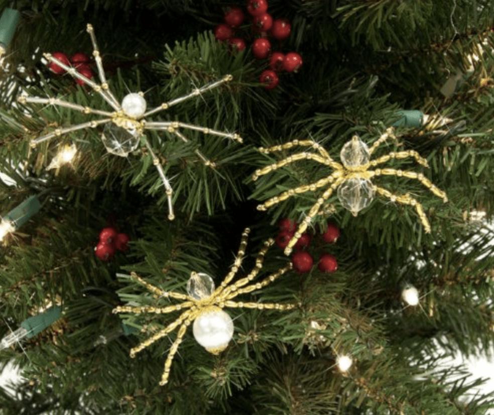 Ukraine Christmas Tree Spider Decoration Holiday Traditions MyOrnament