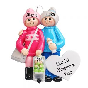 ily Christmas Ornament